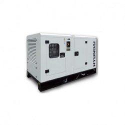 Generator de curent monofazat cu motor diesel HYUNDAI DHY18K(S)Em 16kW