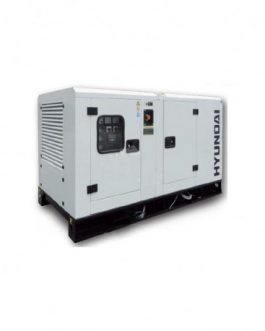 Generator de curent monofazat cu motor diesel HYUNDAI DHY9K(S)Em 8kW