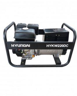 Generator de curent monofazat cu sudura HYUNDAI HYKW220DC