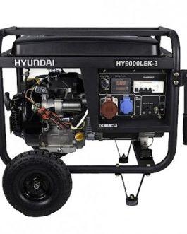 Generator de curent trifazic HYUNDAI HY9000LEK-3