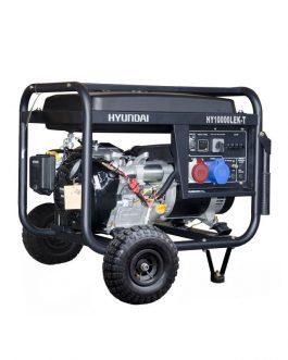 Generator de curent trifazic HYUNDAI HY10000LEK-T